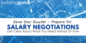 Know Your Number - Prepare For Salary Negotiations